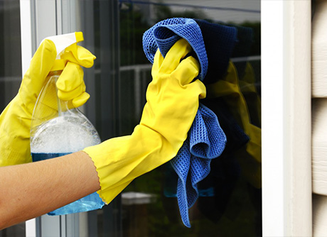 Fast Global Building Cleaning Services offer