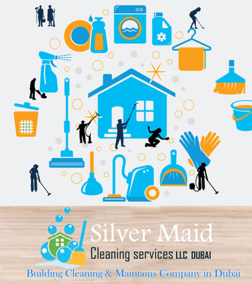 Silver Maids Cleaning Services offer