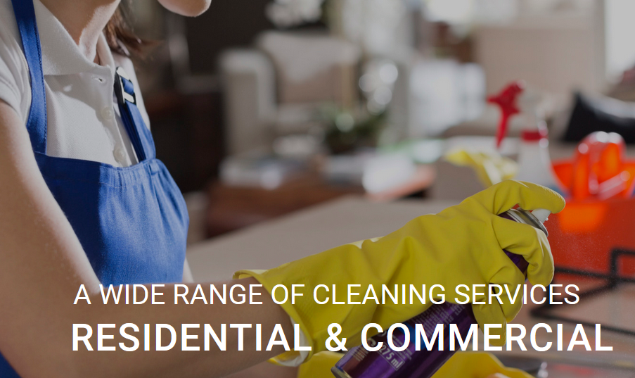 Maid Services offers Cleaning Service, Deep Cleaning Service, Move In/Out Cleaning Service, Office Cleaning Service, Baby Sitting Service, Laundry & Cleaning Service