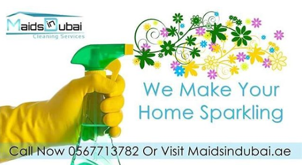 Maids In Dubai provides Maid Services, Deep Cleaning, Ironing Service, School Cleaning, Office & Industrial Cleaning, Baby Sitting Services