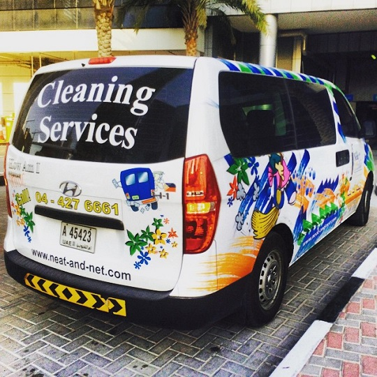 Neat & Net - Professional Cleaning company in Dubai offers all types of Cleaning and Maintenance Services all through Dubai at best rates.