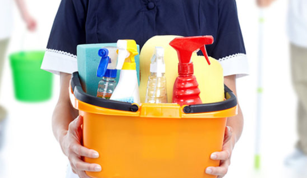 Happymaids - Rates for Regular House Cleaning 1) 4 hours – 35 AED per hour. 2) 3 hours – 40 AED per hour. 3) 2 hours – 50 AED per hour. 40 AED per hour applicable on the periphery of new Dubai.