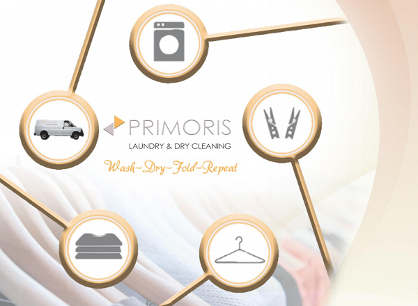 Primoris Laundry & Dry Cleaning - We pride ourselves in providing: Premium Quality Washing Process, Quick turn around time, Professionally trained laundrymen to handle all kinds of linen/garments.