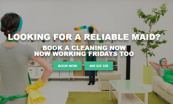 Spring Cleaning offer