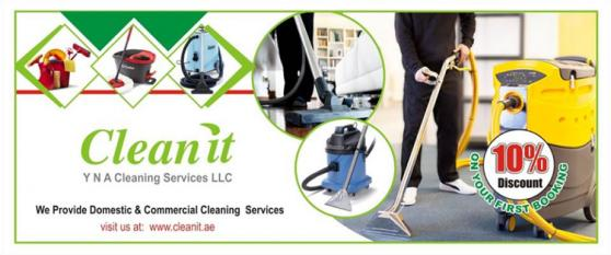 Clean It offer