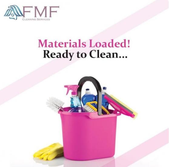 FMF Cleaning Services offer