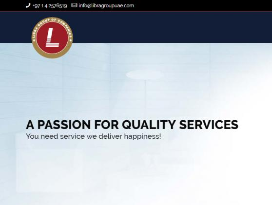 Libra Facilities Management Services offer