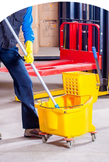 Royal Crown Building Cleaning Services offer