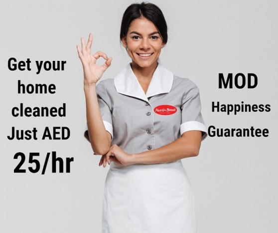 Maids On Demand offer